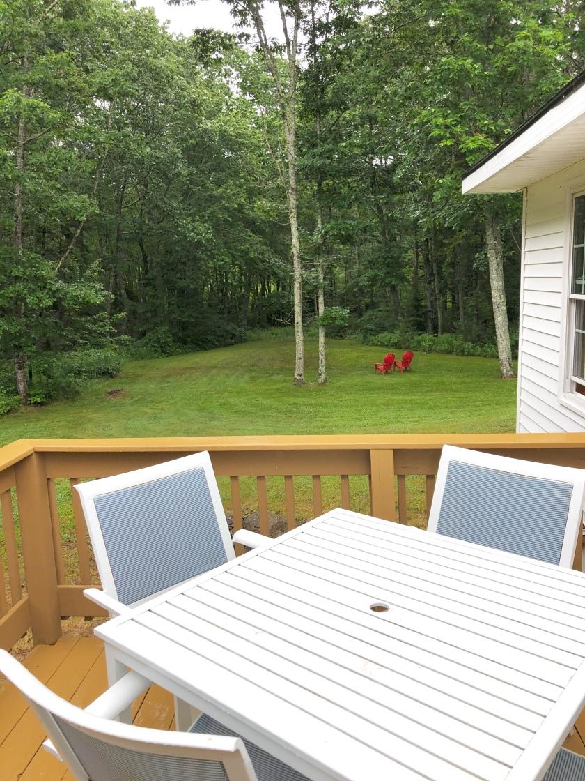 deck yard