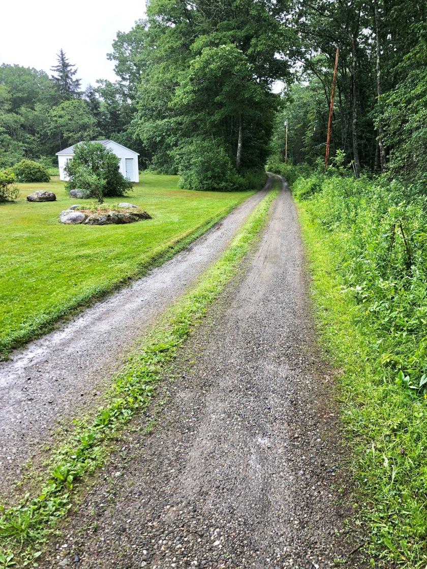 Driveway Entrance 1